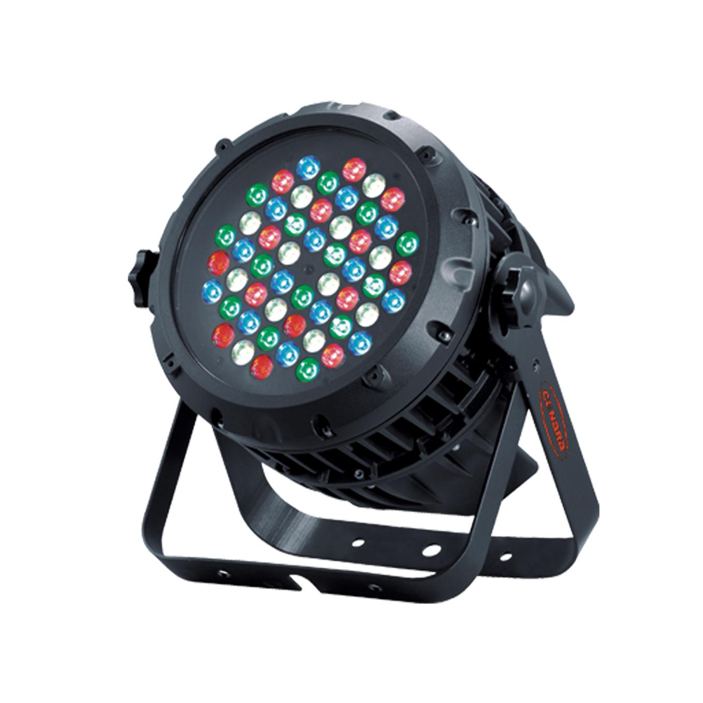54x3W LED PAR RGBW IP65   Canara Lighting
